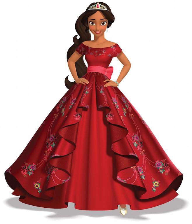 Disney's new Princess Elena of Avalor.