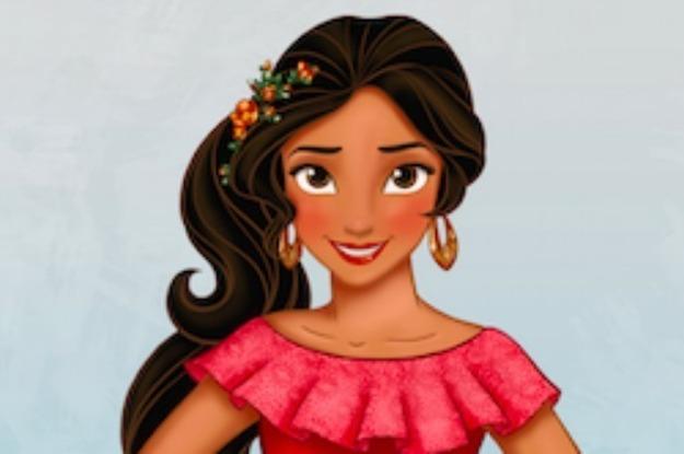 Disney Has Finally Created A Latina Princess.
