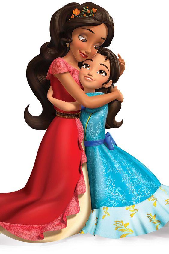 She's Here! Meet Disney Princess Elena of Avalor's Sister, Isabel.