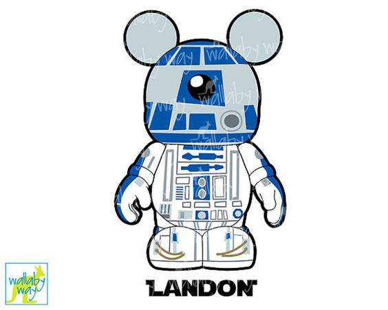disney clipart r2d2 mickey 20 free Cliparts | Download ...