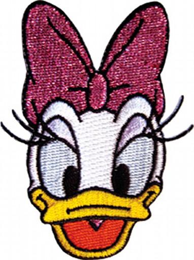 Disney Daisy Head Clipart.