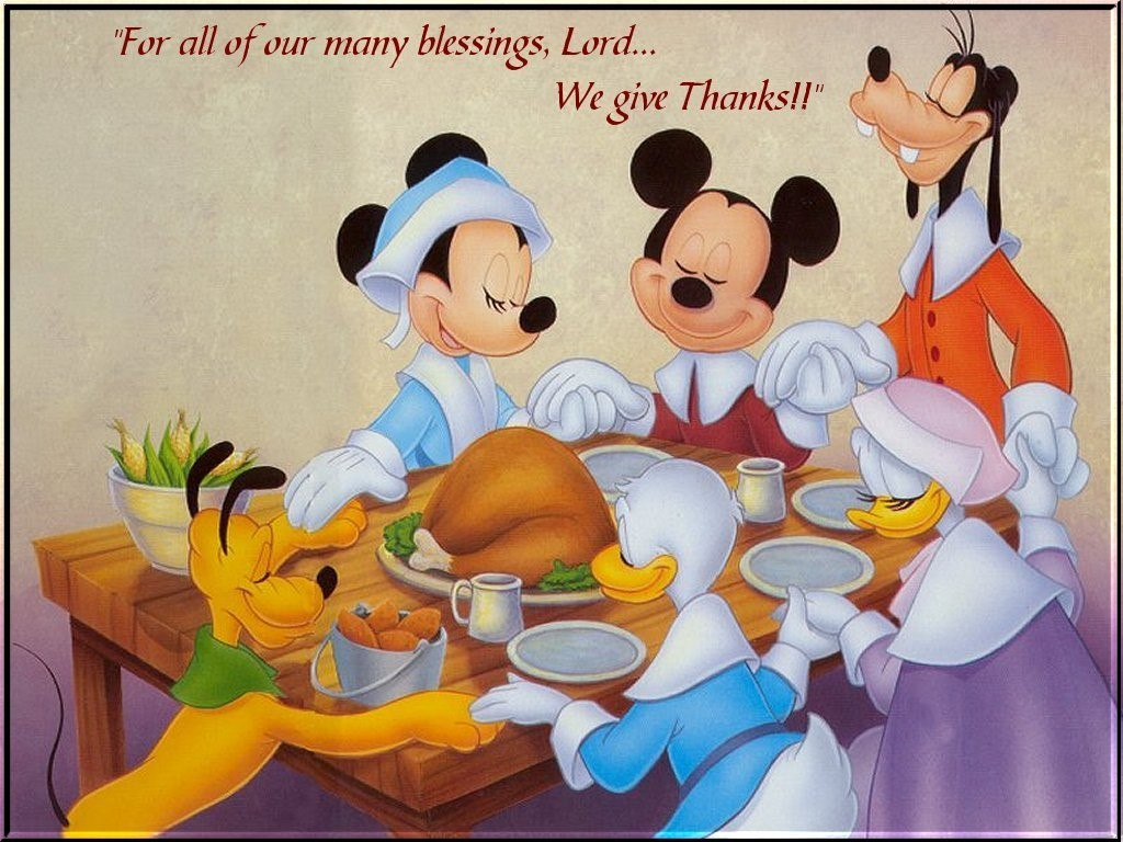 Disney Clipart Thanksgiving Daisy.