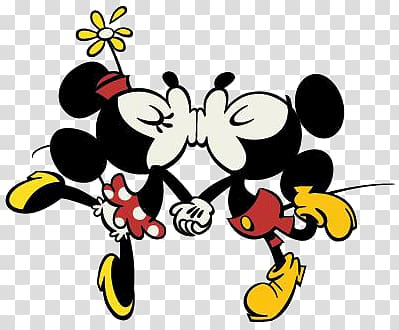 Minnie Mouse Mickey Mouse Daisy Duck Donald Duck The Walt.