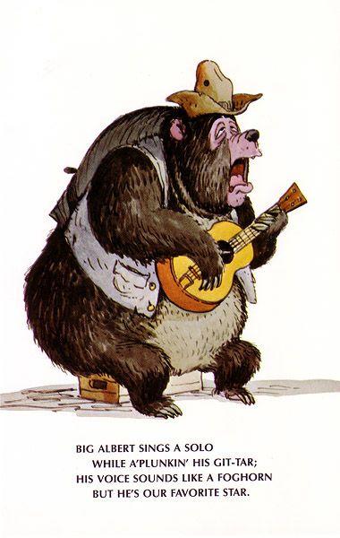 Country Bear Jamboree Clip Art.