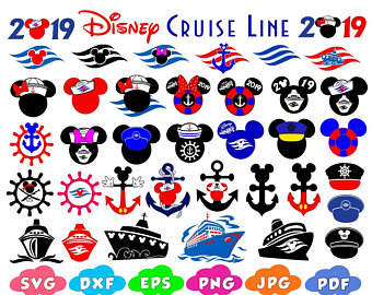 Disney cruise svg.