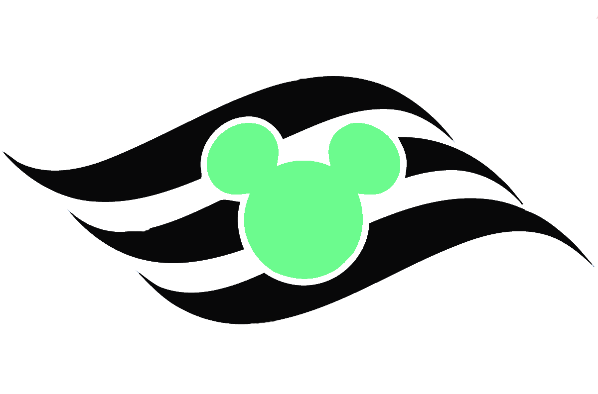 Mickey Mouse Minnie Mouse Disney Cruise Line Logo.