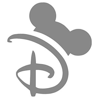 Crawford Graphix Disney Letter D, Mouse Ears, Disney World Decal Car Truck  Automotive Window Decal Bumper Sticker (5.5\