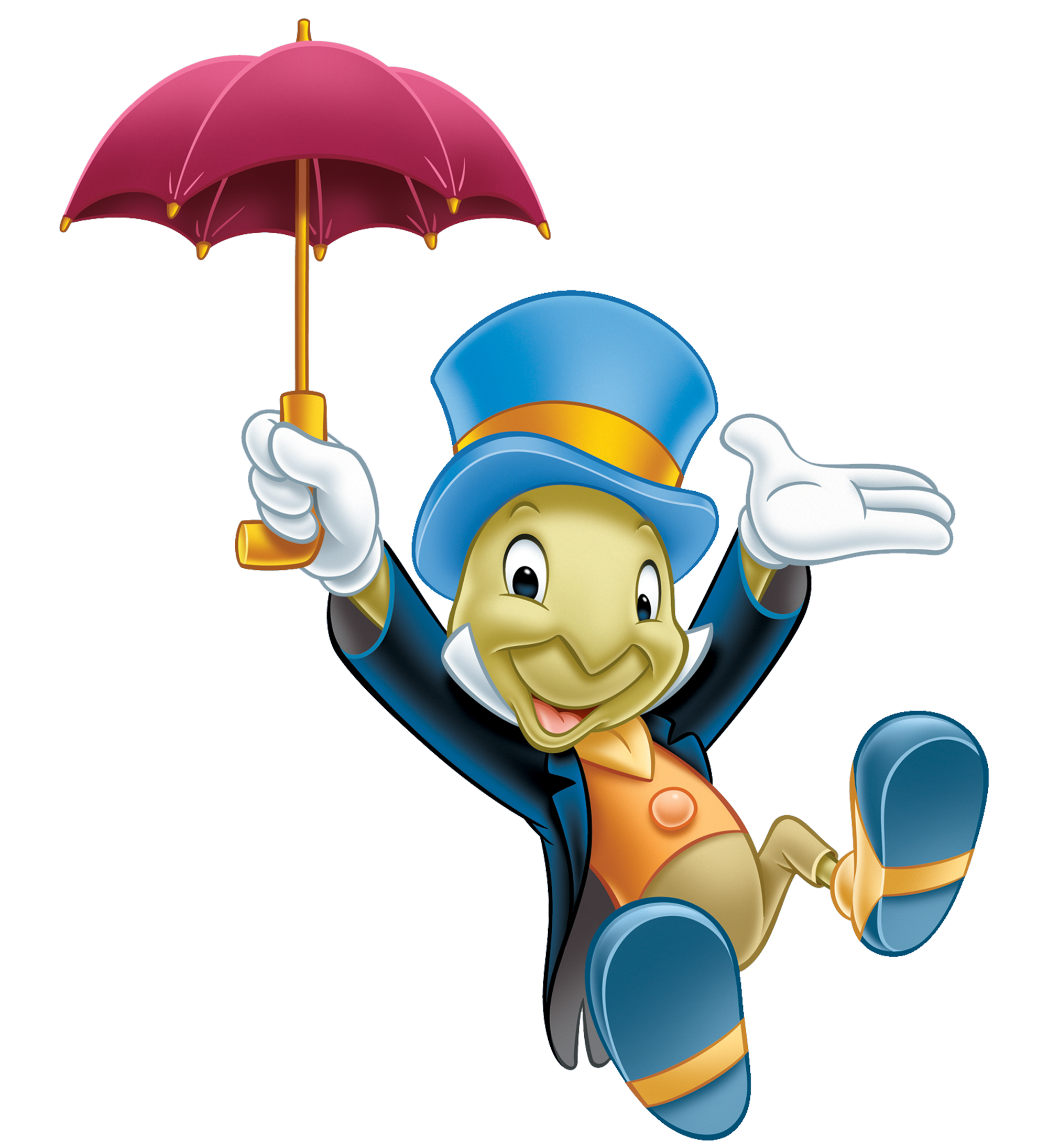 Jiminy Cricket.