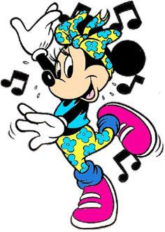 Disney Dancing Clipart.