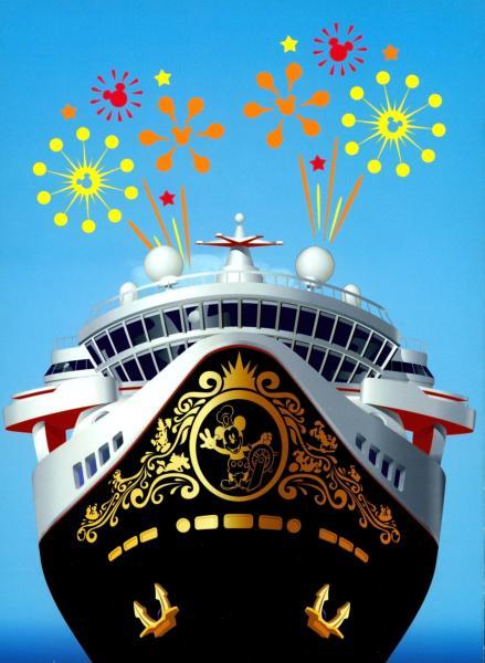 Disney dream bahamas clipart.