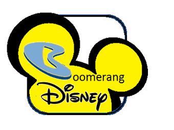 Boomerang Disney.