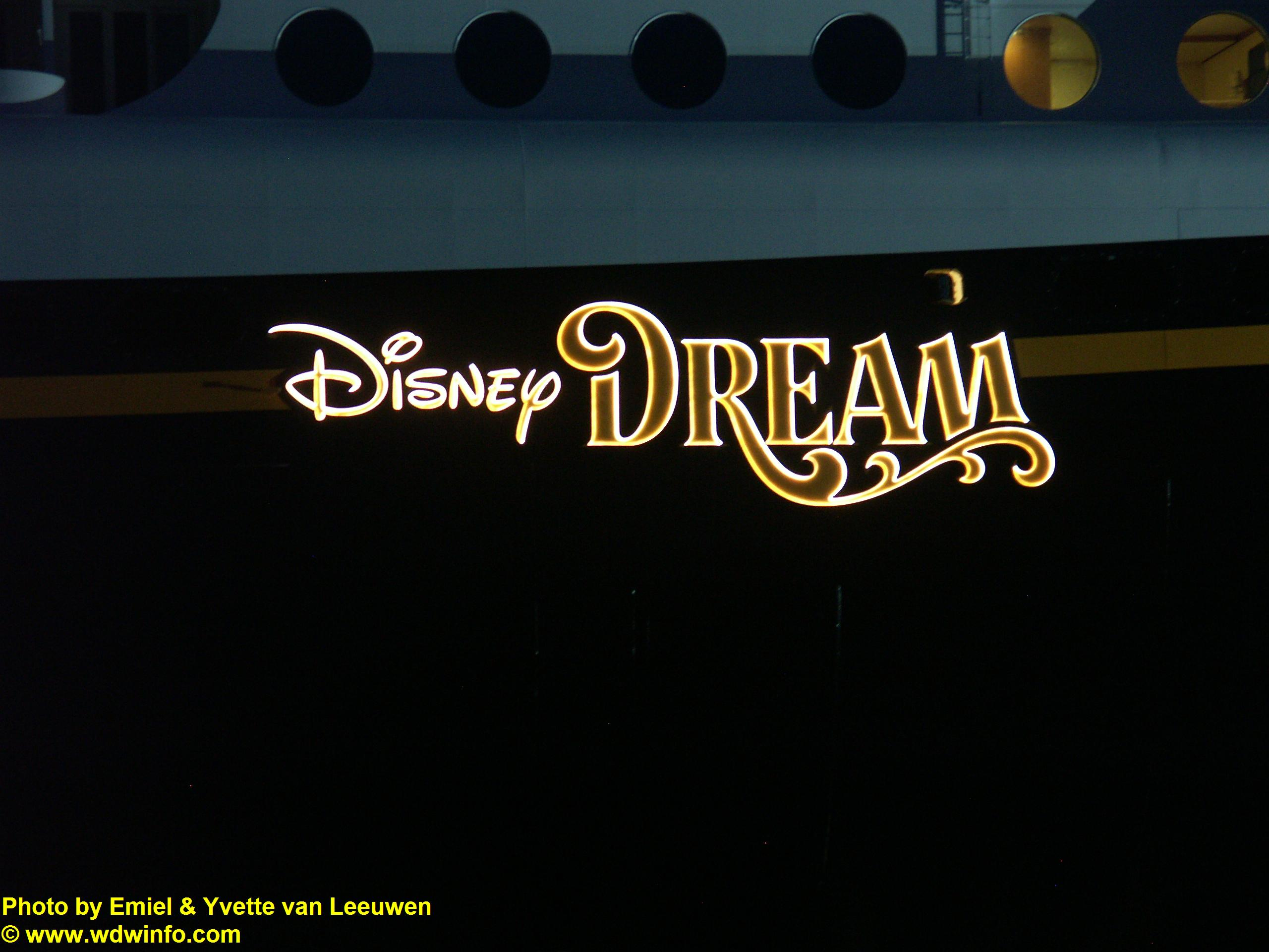 A (Disney) Dream is a Wish Your Heart Makes Disney Dream.