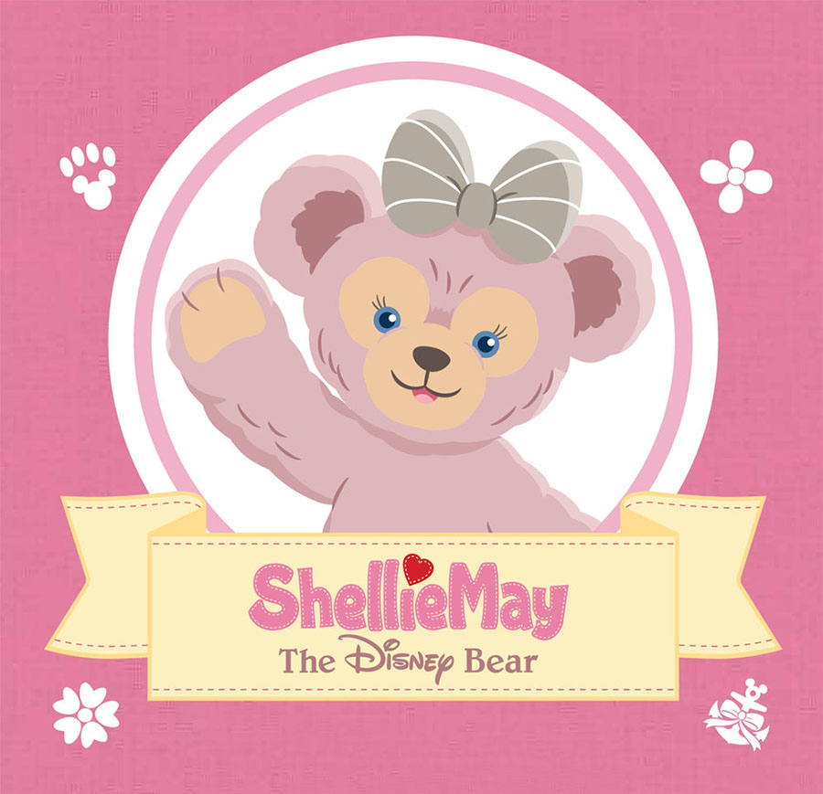 Duffy the Disney Bear's Best Friend ShellieMay Coming to Disney.