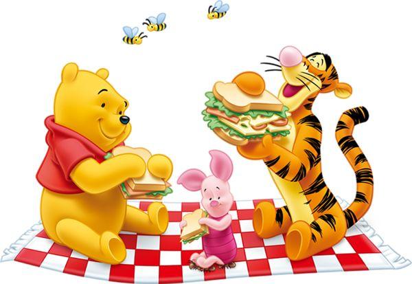 Disney Eating Clipart.