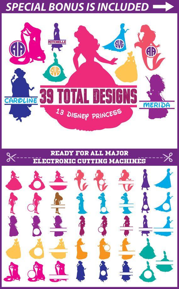25+ best Silhouette Cameo Disney trending ideas on Pinterest.