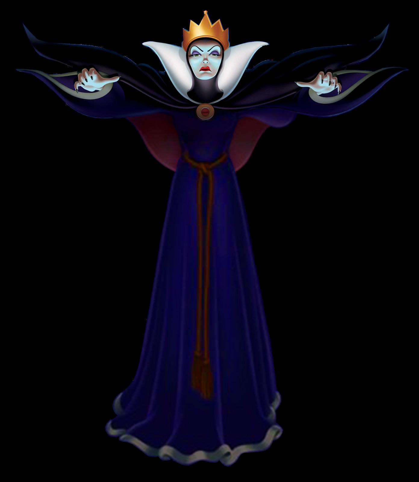 Evil Queen Maleficent Snow White Seven Dwarfs.