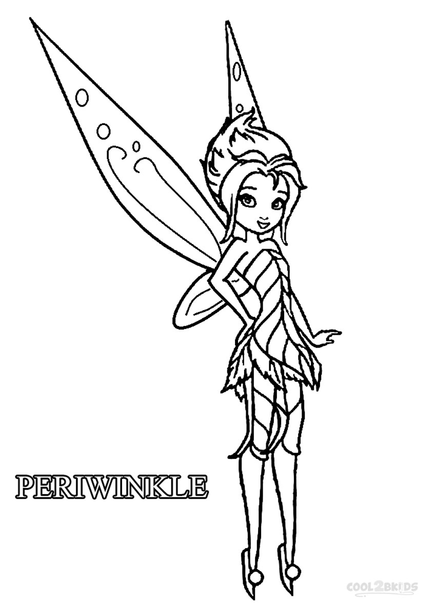 Disney Fairies Outline With Disney Book Clipart : Disney Fairies.
