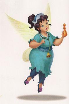 Disney Fairies Book Clipart.