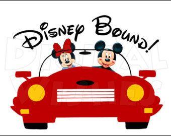 Disney Vacation Clipart.
