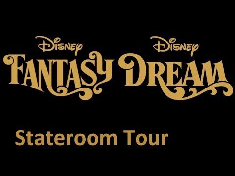 Disney Fantasy Cabin 8154 Pictures/Video.