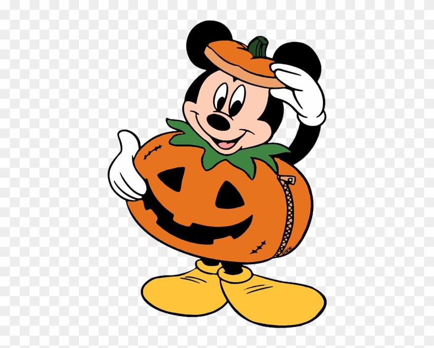 Disney Mickey Mouse Halloween Clip Art Cliparts.