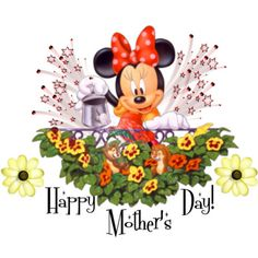 disney happy mothers day clipart #1