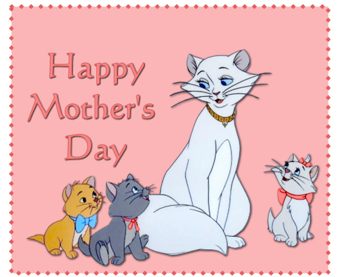 disney happy mothers day clipart #5