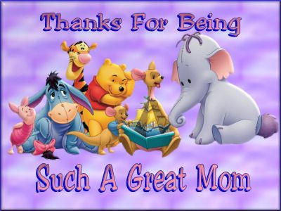 disney happy mothers day clipart #17
