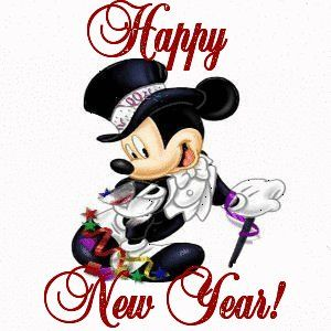 17 Best images about Disney New Year's on Pinterest.