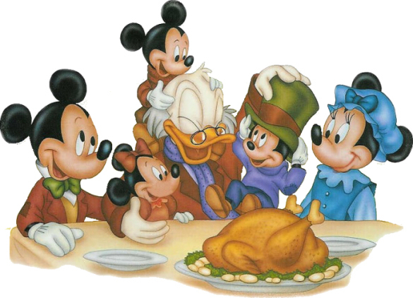 Disney Thanksgiving.