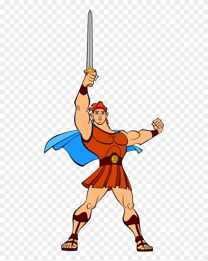 Hercules Transparent Image.