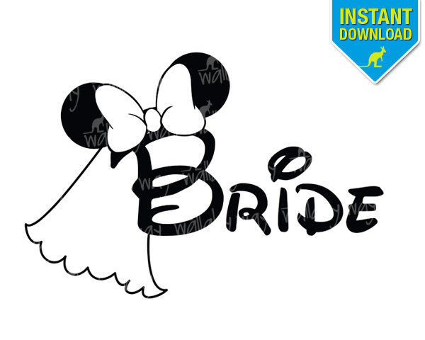 Disney Honeymoon Clipart.