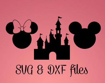 Disney svg files.