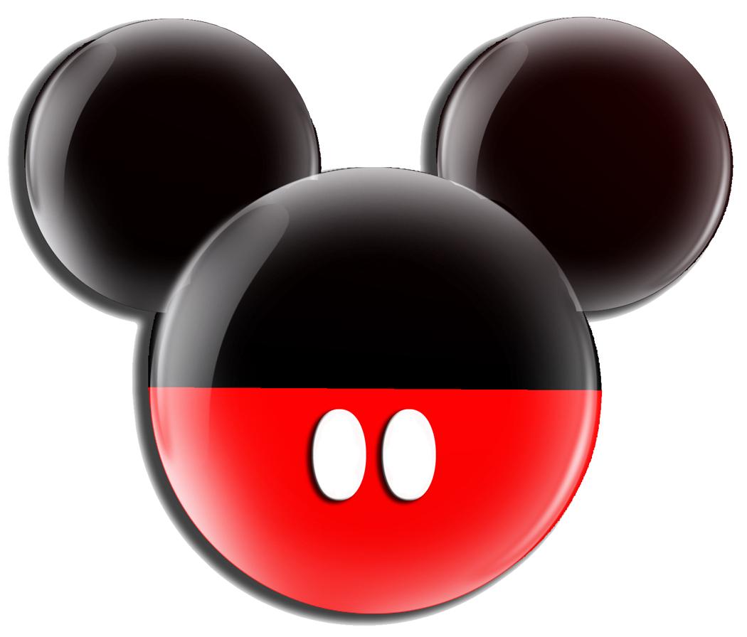 Walt Disney Mickey Ears Logo.