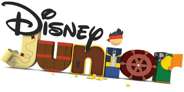 Disney Junior the Channel Logo.