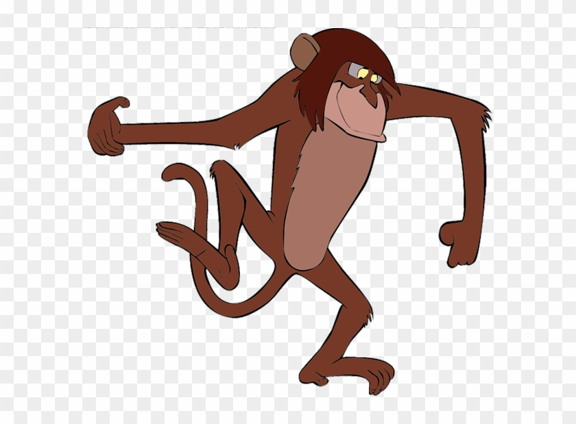 Monkeys From The Jungle Book Clipart , Png Download.