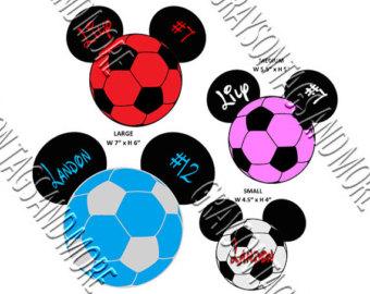 Personalized Lacrosse Disney Cruise Door Magnet 3 sizes to.