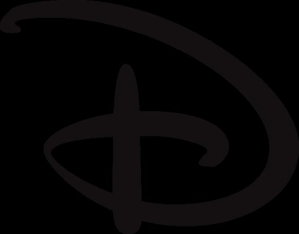 Disney Letter D Clipart.