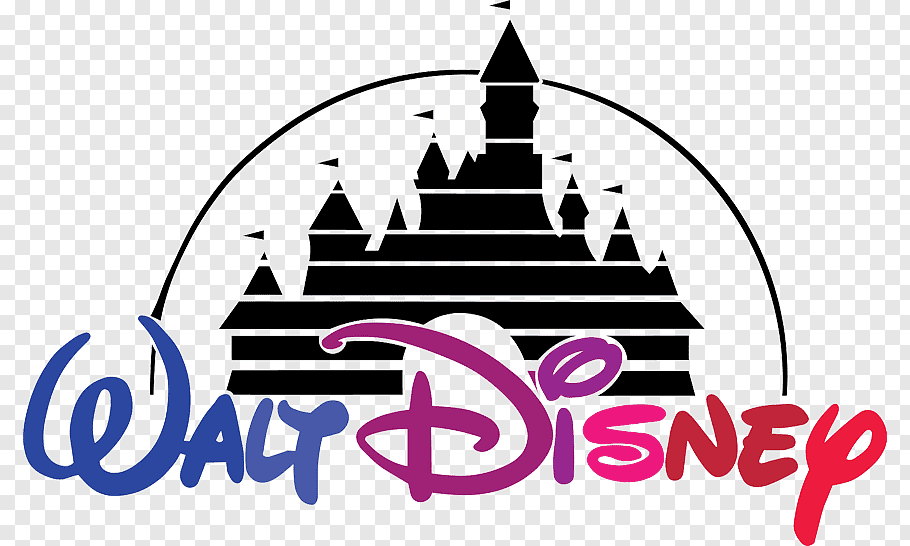 Walt Disney logo, Magic Kingdom Disneyland Mickey Mouse.