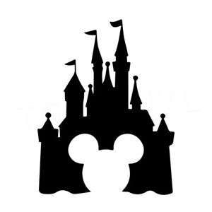 Magic Kingdom Silhouette.
