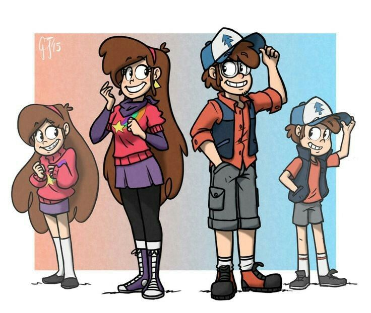 17 Best images about Gravity falls on Pinterest.