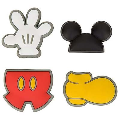 Free Mickey Mouse Number Clipart.