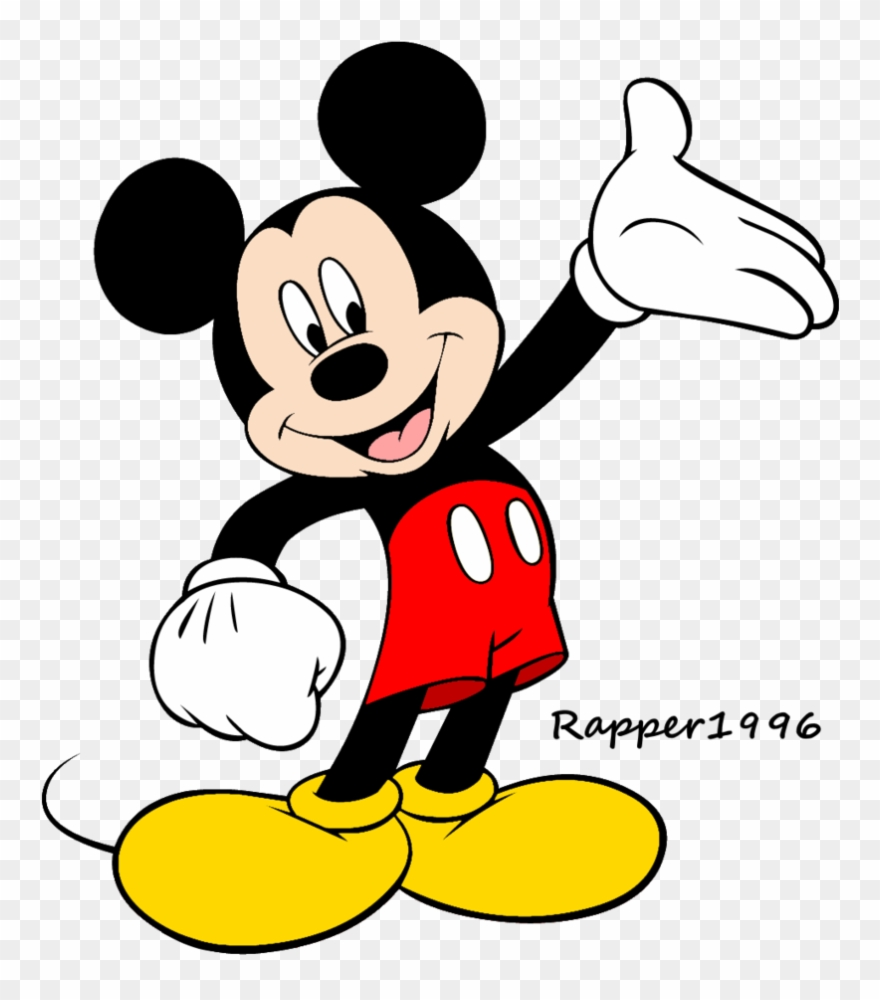 Coloring Pages Disney Mickey Mouse Clipart (#1233944.