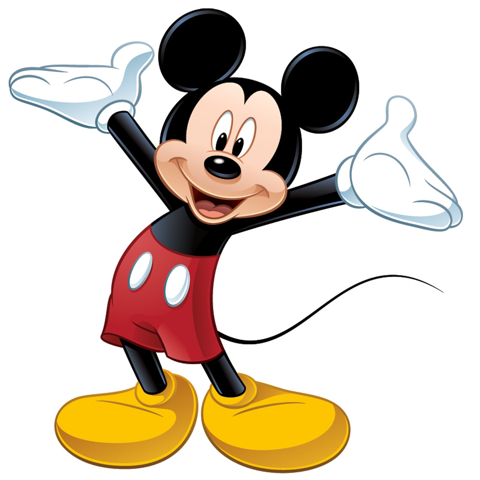 Disney Mickey Mouse Giant Wall Decal.