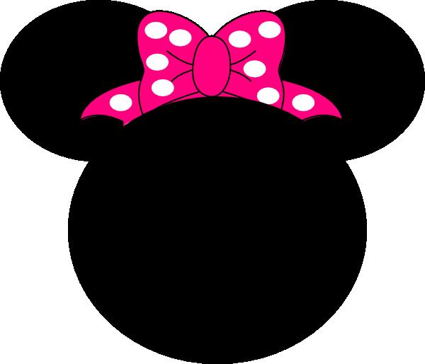 Mickey Mouse Ears Clip Art.