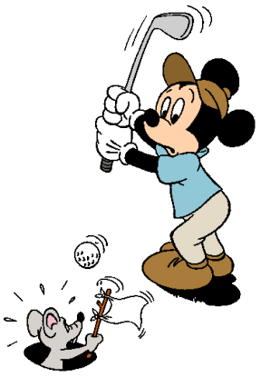 Disney Mickey Mouse Clip Art Image 5.