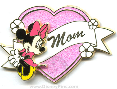 Disney Mother's Day Pin.
