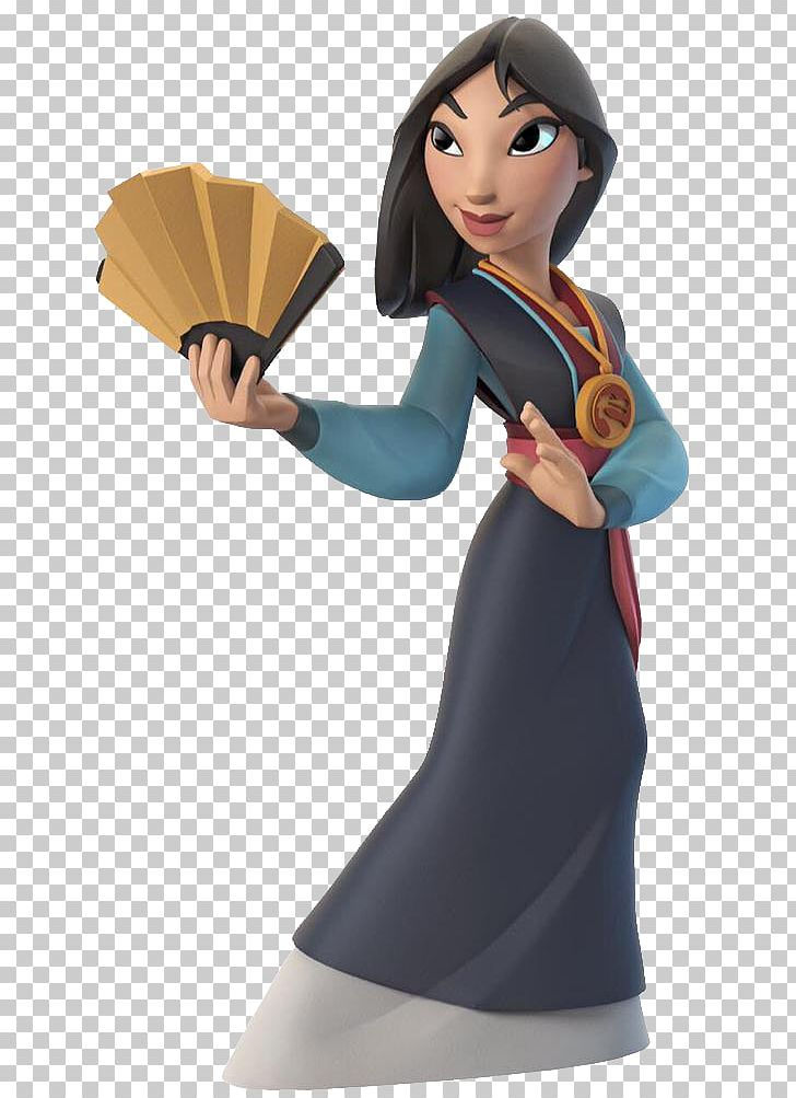 Disney Infinity 3.0 Disney Infinity: Marvel Super Heroes Fa Mulan.