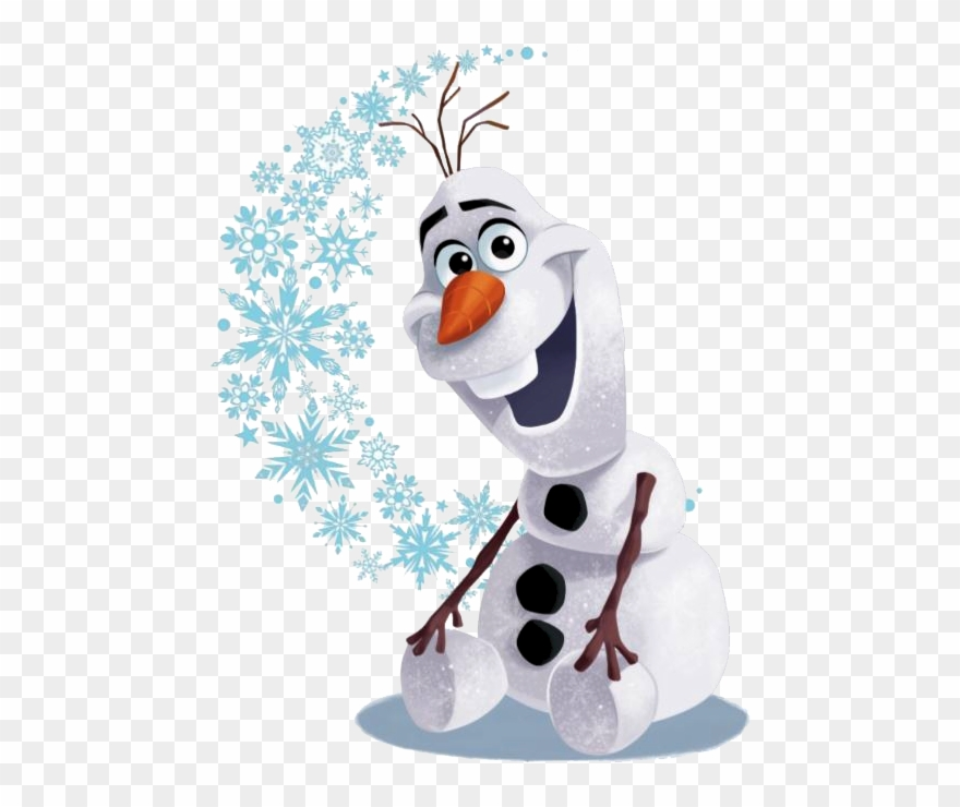Olaf Png Photo.