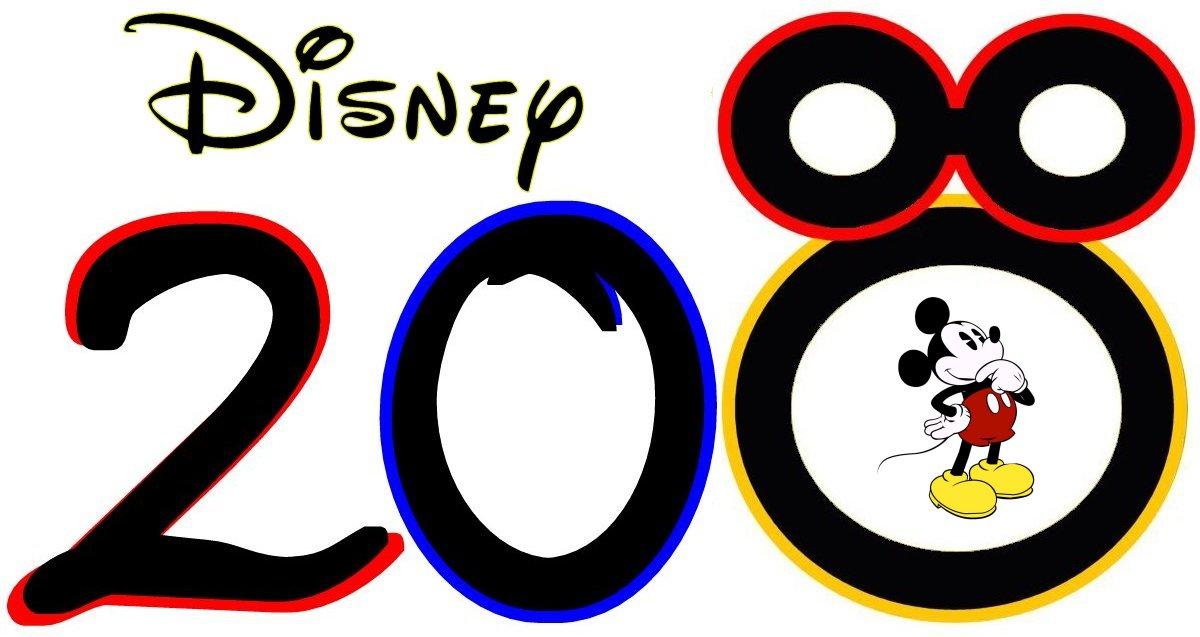 Disney World Parks Clipart.